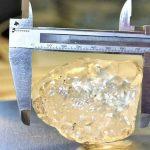 Hallan el tercer diamante más grande del mundo valorado en más de 46 millones de euros